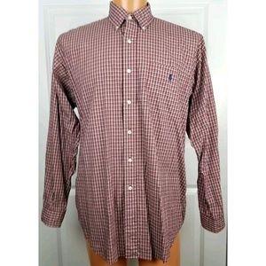 👻 Ralph Lauren Polo Blaire L/S Button Down Shirt
